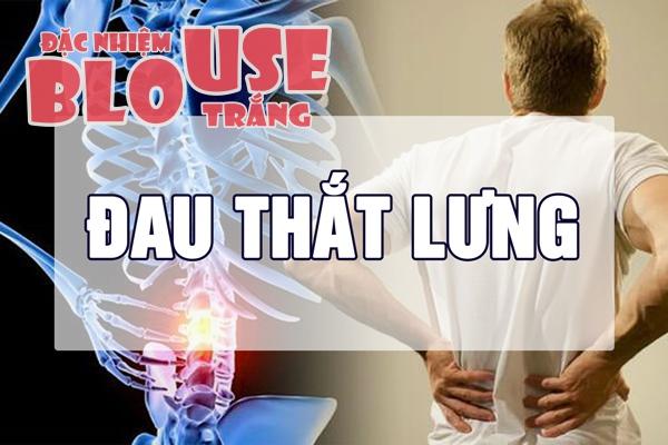 Đau thắt lưng là bệnh gì? Nguyên nhân, Biểu hiện, Cách điều trị hiệu quả