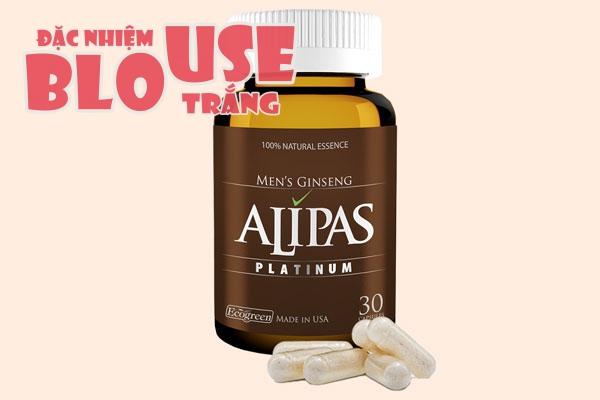 Sâm Alipas Platinum là một sản phẩm giúp cải thiện được sức khỏe sinh lý một cách lâu bền