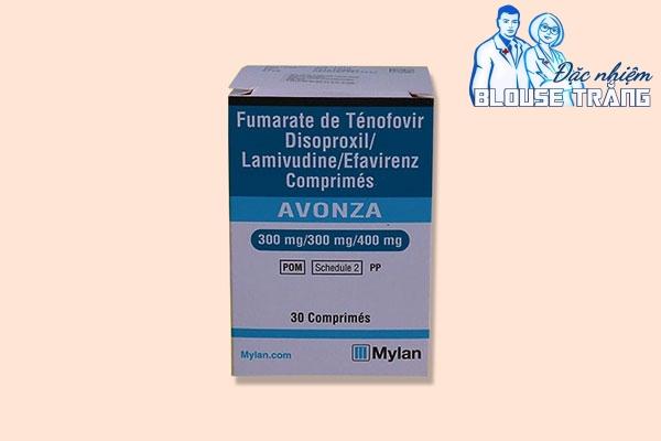 Khi sử dụng thuốc Avonza có thể gây ra các tương tác thuốc