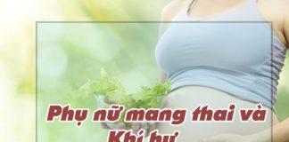 Khí hư một hiện tượng bình thường ở phụ nữ mang thai