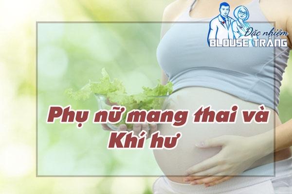 Nhiều khí hư có đang mang thai không? Phân biệt với các bệnh lý khác