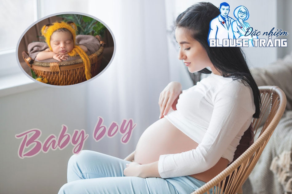 Một số mẹo để biết phụ nữ đang mang thai con trai