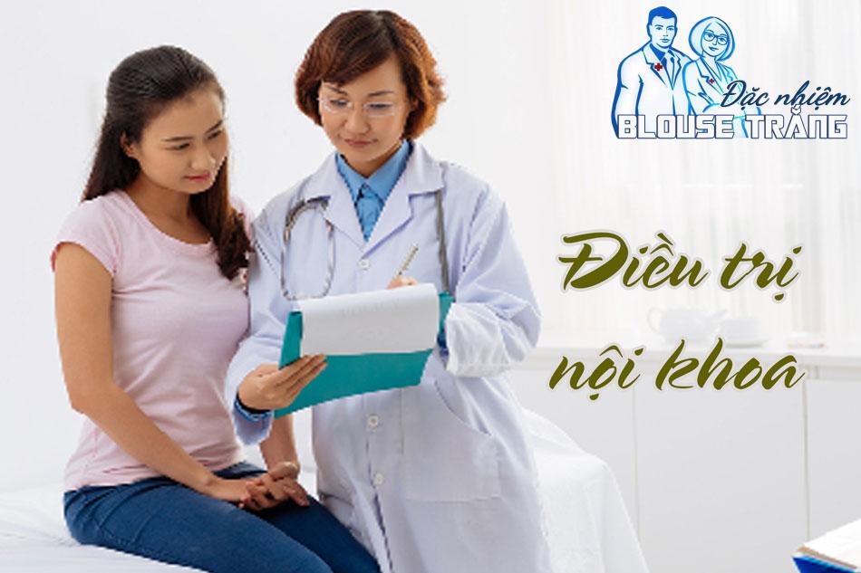 Điều trị nội khoa áp dụng cho những trường hợp viêm nhiễm nhẹ