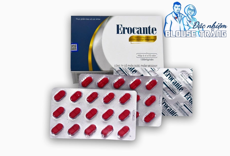 Viên uống Erocante là gì?