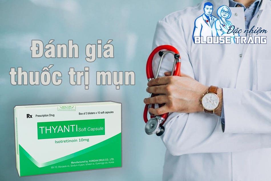 Đánh giá của chuyên gia y tế về thuốc