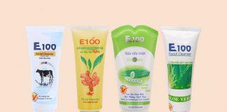 Sữa rửa mặt E100
