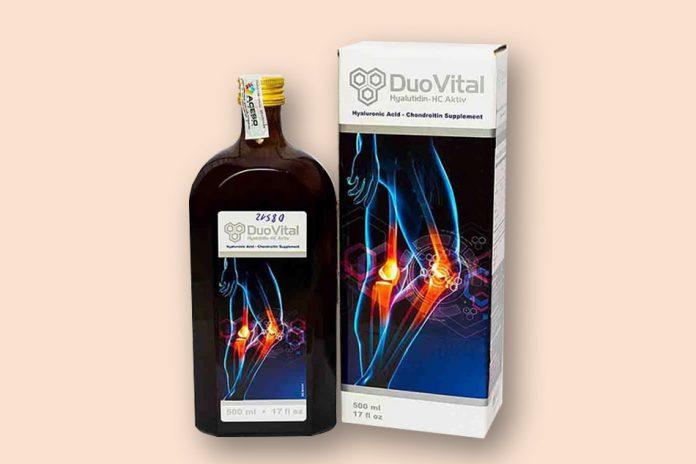 Thuốc DuoVital 500ml - Thuốc nuôi dưỡng và bảo vệ sụn khớp của Đức có tốt không?